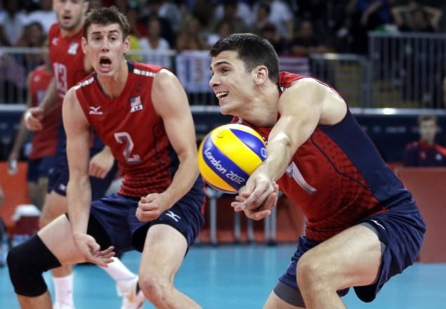 Volleyball betting and odds