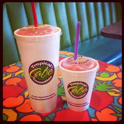 Jetty punch tropical smoothie