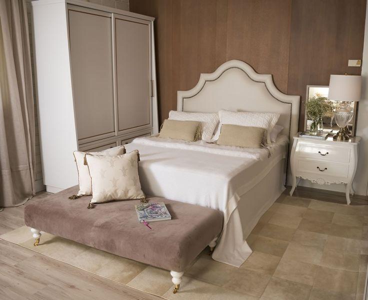 25 melhores ideias de cabeceiras estofadas no pinterest for Tipos de camas queen