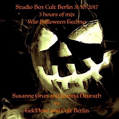 Episode Special Halloween Suze Grun and Joanna Neurath vs Tek!Now! and Cult Berlin  31.10. 2017 par Cult Berlin sur SoundCloud