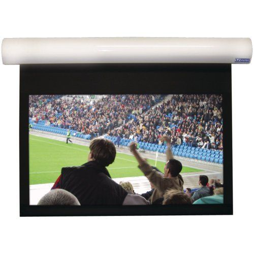 "Lectric I 16:9 Motorized Projection Screen by Vutec. $872.02. Vutec LI054096MWW LECTRIC 1 MOTORIZED WALL/CEILING SCREENS (110""; 54""H X 96""W; WHITE HOUSING)"
