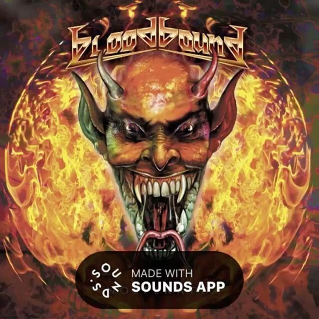 #bloodbound #nosferatu #myfavoritesong#heavymetal#hardrock#melodicmetal#powermetal