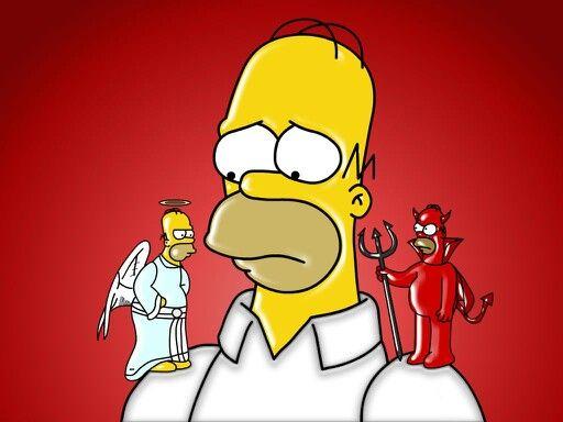 Homero bueno, homero malo...