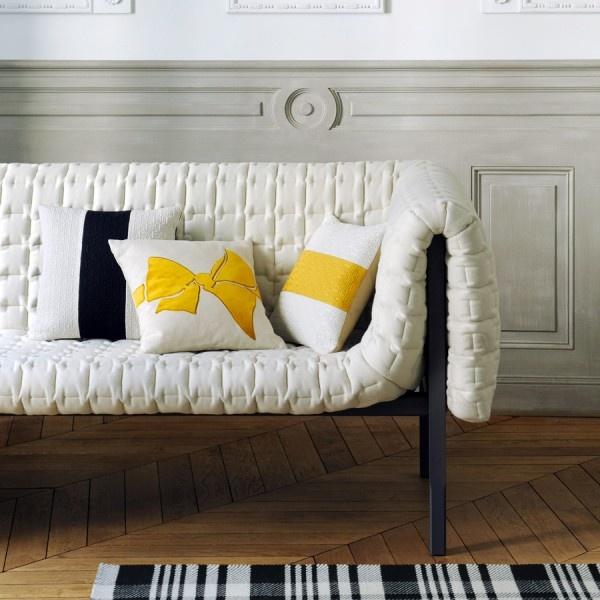 Coussin Malice par Sonia Rykiel Maison - Malice cushion by Sonia Rykiel Home