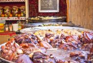 Calabrian Pork Knuckle Goulash