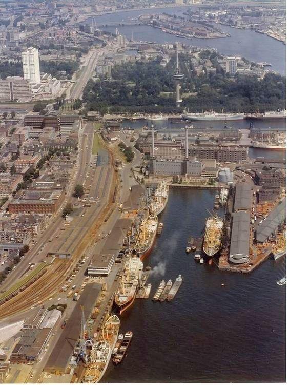 Rotterdam - Schiehaven