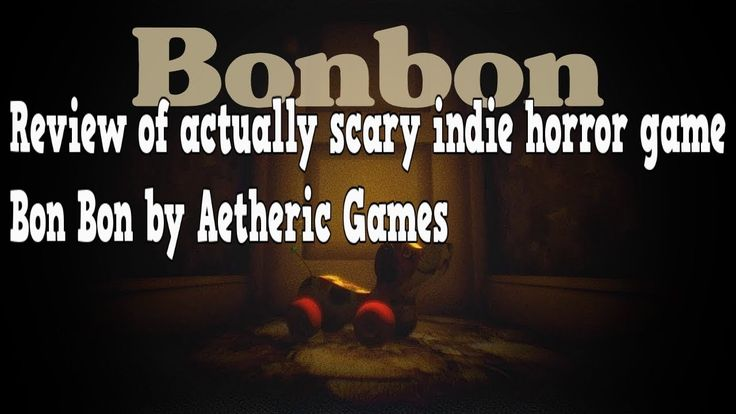 Actually scary indie horror game Bon Bon by Aetheric Games