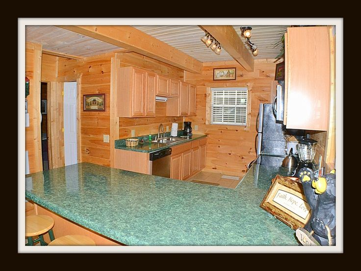 Vacation Cabin Rental In Pigeon Forge Bearly Hidden