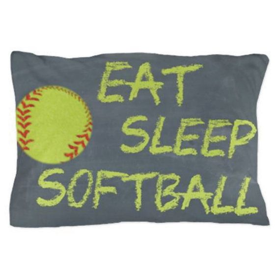 Hey, I found this really awesome Etsy listing at https://www.etsy.com/listing/187432651/fastpitch-softball-pillowcase