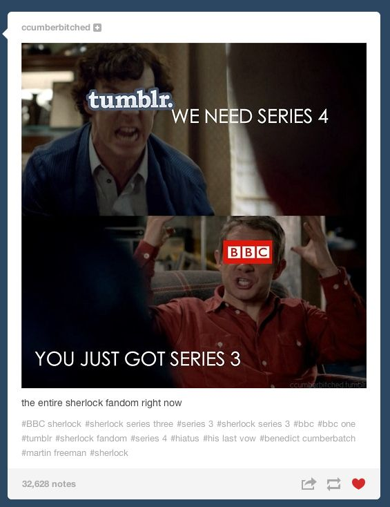 I love sherlock soo much, but we seriously can not wait a year for rach season!!!! Our minds would just explode with theries