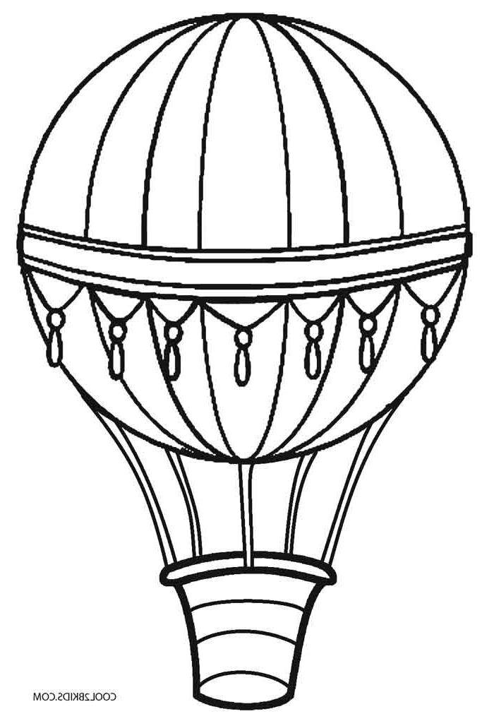 что картинки раскраски воздушный шар с корзиной тайские курорты славятся