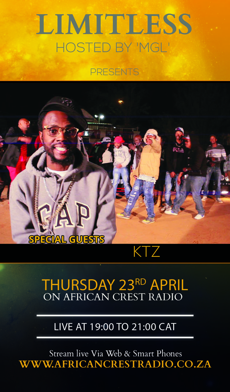"KTZ's interview with ""MGL"" on ""Limitlesst"" 23rd April 2015"