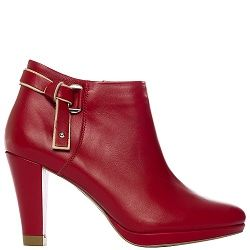 City Leather Red