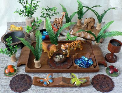 Playsets For The Imagination - Homemade Rainbows Shop  http://homemaderainbows.com.au/catalogue/shop-october.htm