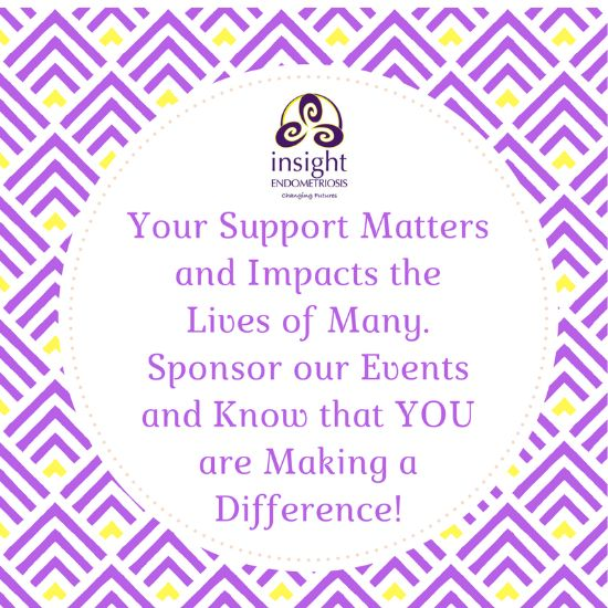 I am fundraising for Insight Endometriosis and am seeking spot prizes to gift to attendees at our events. This presents an opportunity for you to showcase your business with physical or digital products, vouchers/discount coupons, and you can also provide a brochure to go inside our World Famous in Waikato Goody Bags. We are also seeking 78 products to go inside the goody bags. If you are interested in discussing this please email me on fundraising@insightendometriosis.org.nz Thank you…