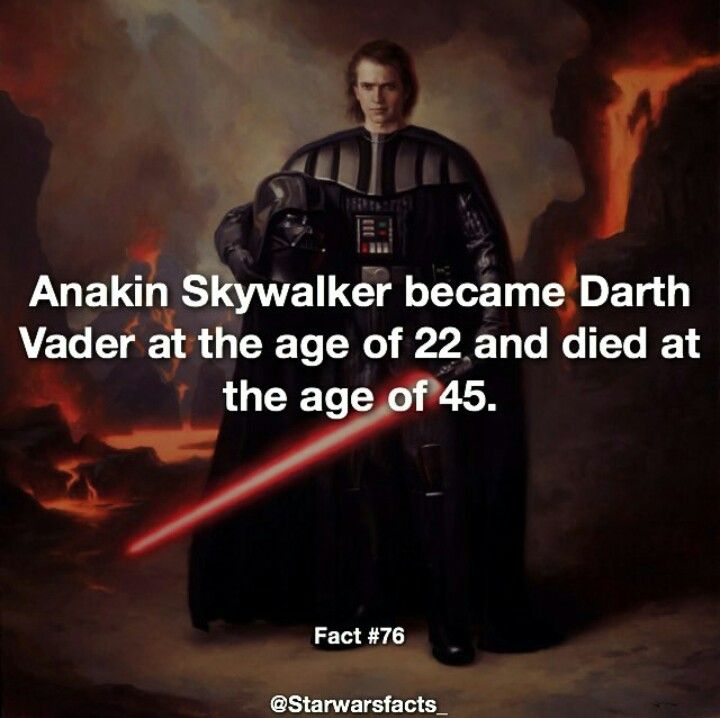 Star Wars Facts By Des On Star Wars And Other Geeky Things In 2020
