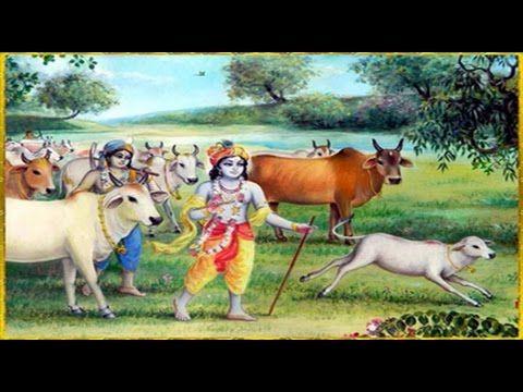 """Krishna Bhajan   """"Mere Krishna Kanhiya"""
