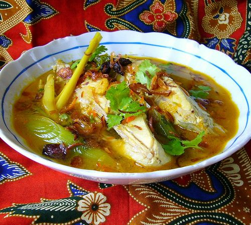 Sup ikan pedas ni ala2 singgang serani tapi ada sedikit kelainannyaa dari segi bahan dan juga rasa..Nak tau kena lah try sendiri...Okeyy!!...