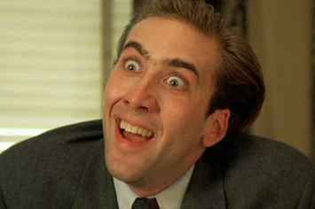Nicolas Cage Expressions That Totally Nail Being A Parent