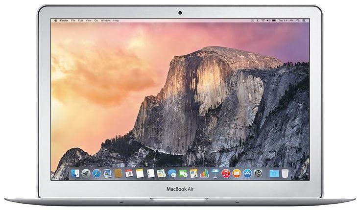 """Jämför priser på Apple MacBook Air - 1,6GHz DC 8GB 128GB 13"""" - Hitta bästa pris på Prisjakt"""
