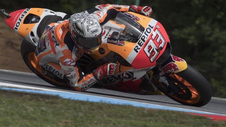 Marc Márquez domina en el GP de la República Checa de MotoGP 8/6/17