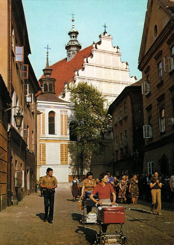 #Klasztor dominikanów, #Lublin. #dominikanie