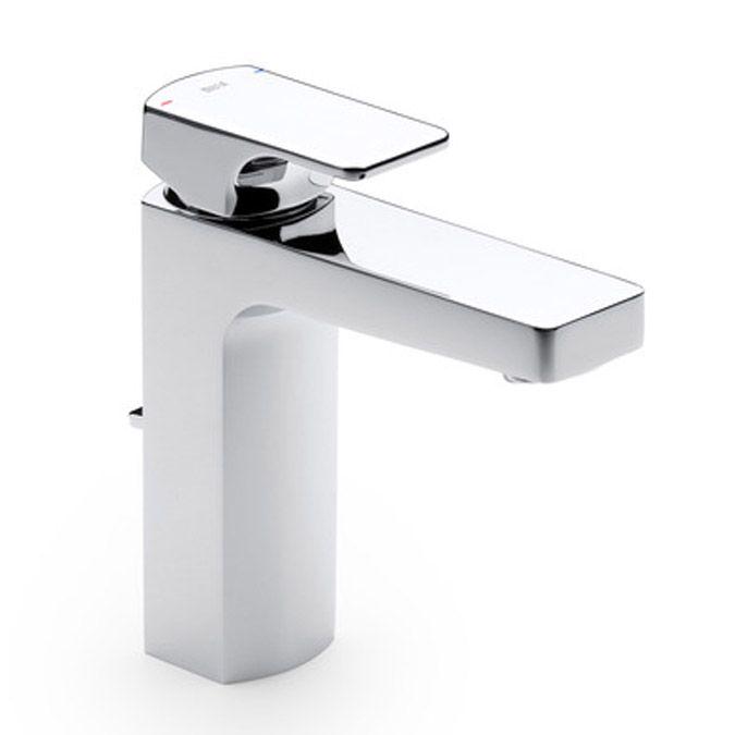 Roca L90 Grifo de lavabo con desagüe automático espectacular, para adquirí en las tiendas EdenHogar.com   http://www.edenhogar.com/es/monomandos-lavabo/roca-l90-grifo-lavabo-desag%C3%BCe-autom%C3%A1tico-5a3001c00.html