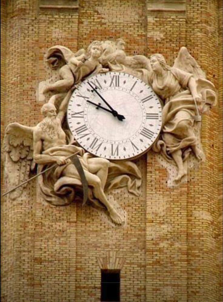 Reloj de La Seo de Zaragoza Big