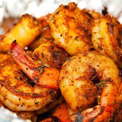 sweet and salty prawns....