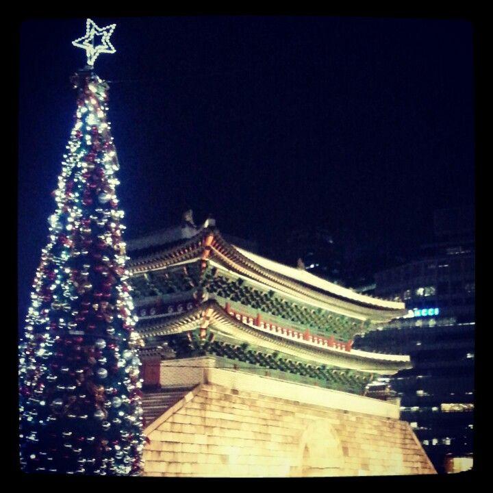 Namdaemun, Seoul.