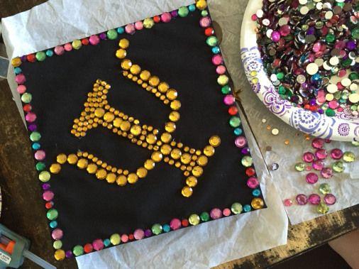 #Graduation #cap #diy #psychology #arteducation #art
