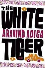 White Tiger by Aravind Adiga
