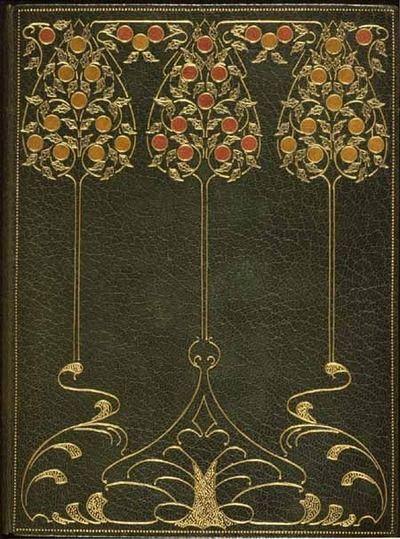 vintage book cover art