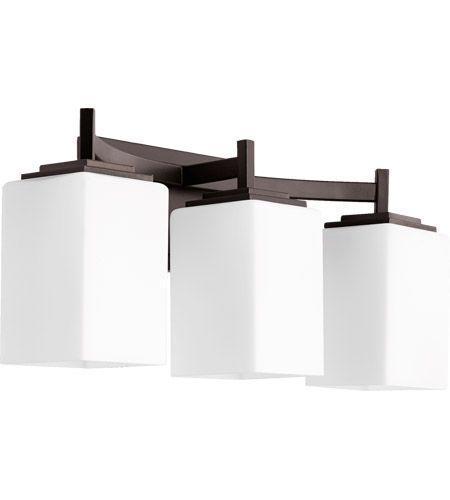 delta bathroom light fixtures. Off Delta Oiled Bronze Three Light Bath Fixture With Satin Opal Glass By Quorum International. Bathroom Fixtures R