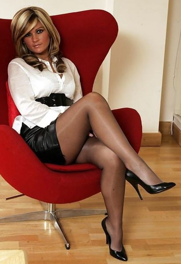 crossdresser in nylons privater fototausch