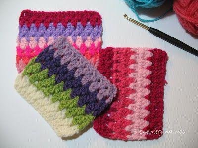 ElenaRegina wool: Piastrellina tip tap 4