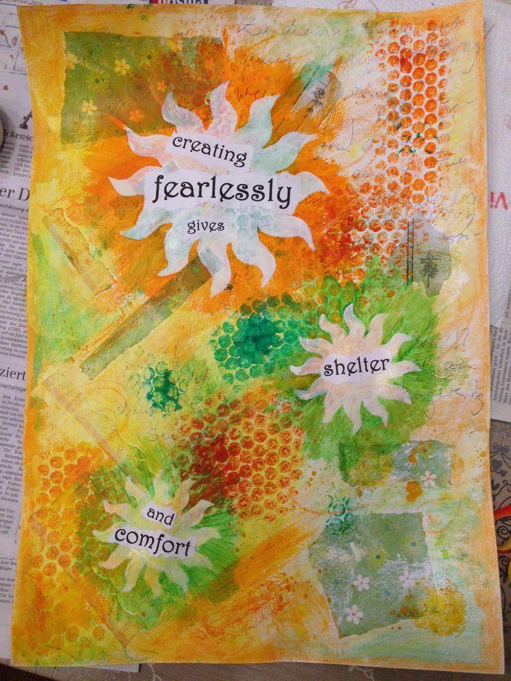 Huppicke: Creating fearlessly - inspired by Life Book 2016