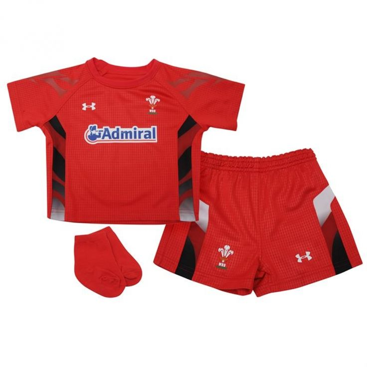 2015-2016 Wales Rugby Home WRU Mini Kit (Red) #Sport #Football #Rugby #IceHockey