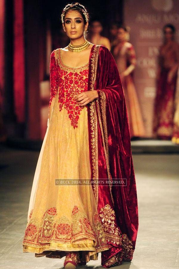 Indian Party Wear Anarkail suit