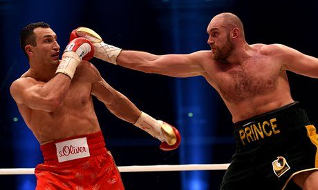 Tyson Fury has given up his WBO and WBA world heavyweight titles to concentrate on recovery with Wladimir Klitschko and Anthony Joshua likely to fight for the vacant crowns