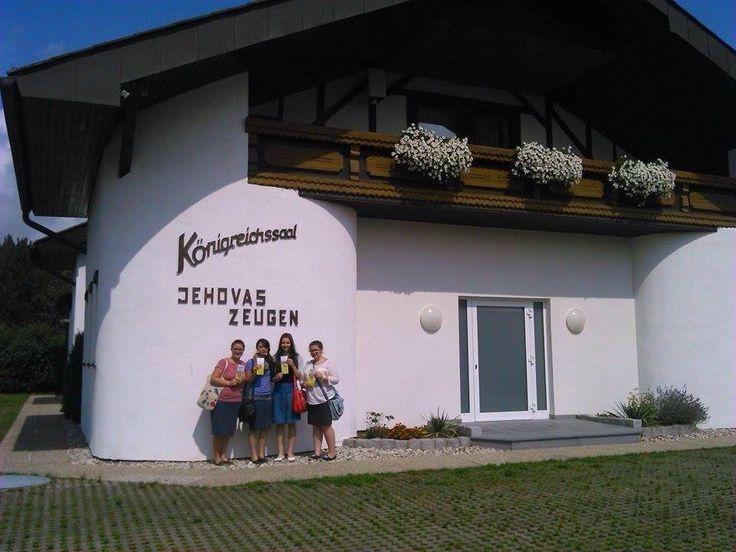 Friestadt, Austria, Kingdom Hall