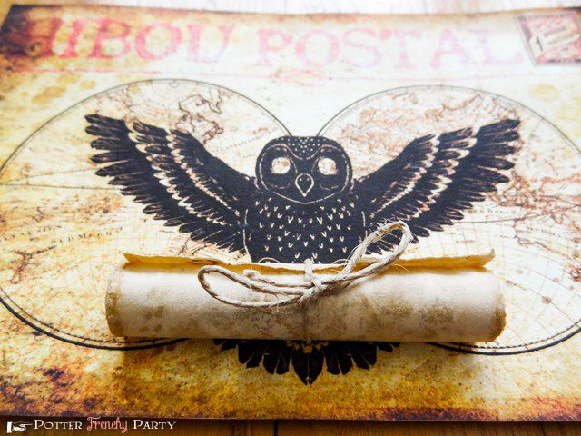 Harry Potter Invitation was best invitations example