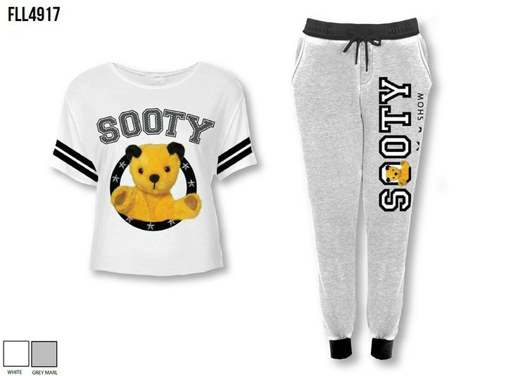 Primark Sooty tracksuit available in June (sooty and sweep)