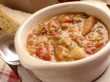 Manhattan Clam Chowder - Paul Poplis/Photolibrary/Getty Images