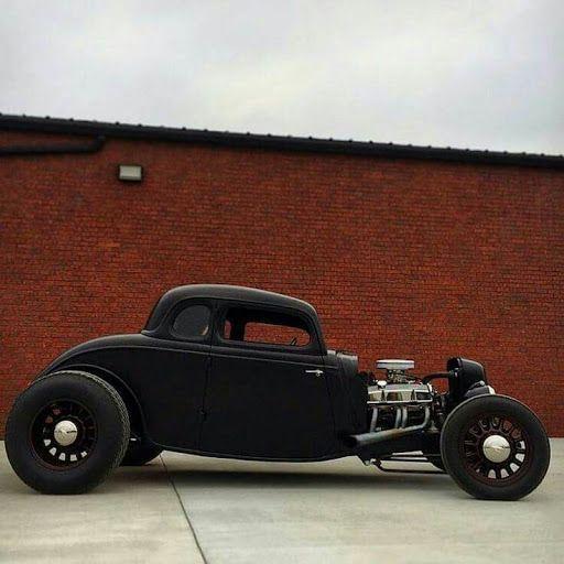 Hot Rod #hotrodvintagecars #VintageCars