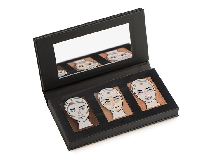 Younique's Sculpting Trio for  contouring and highlighting https://www.youniqueproducts.com/SerinNewago/products/view/US-21405-00#.WHUVNE0zXZ4