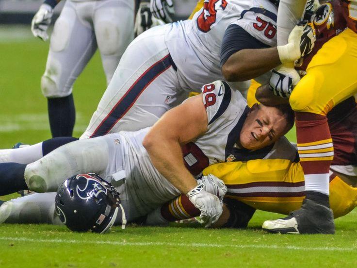 J.J. Watt gets ridiculous new nickname as Clowney injury ups pressure