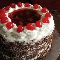 Jenny's Black Forest Cake Allrecipes.com