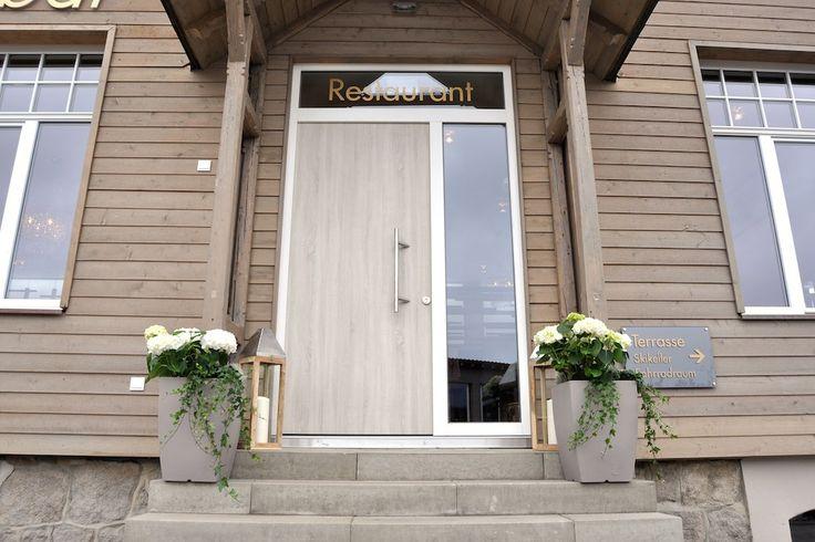 Eingang #Restaurant Viktoria #Braunlage