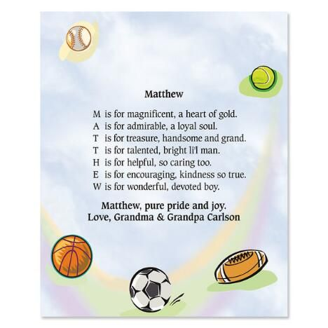 Poems About Sports 58